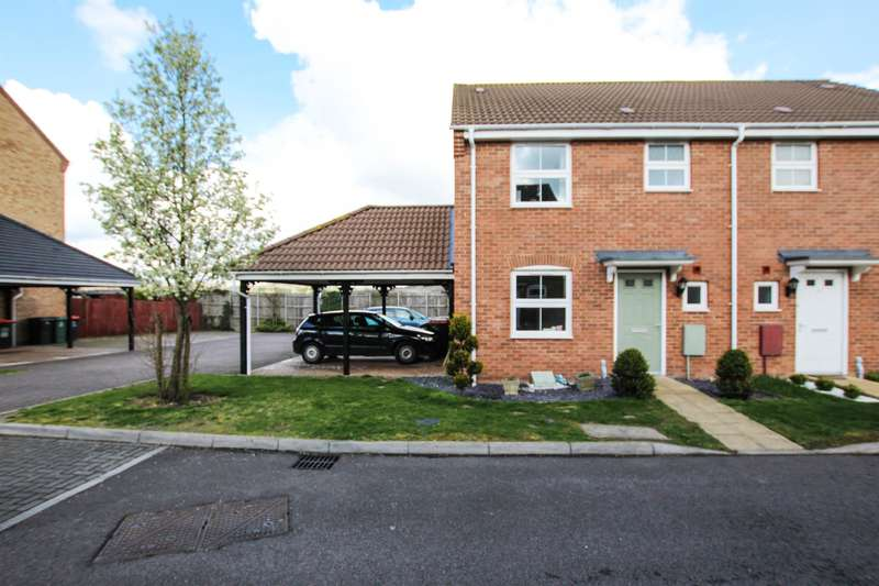 3 Bedrooms End Of Terrace House for sale in Blenheim Road, Leighton Buzzard