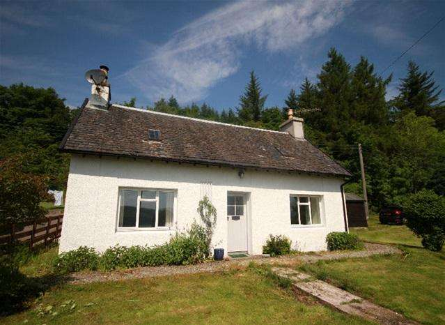2 Bedrooms Cottage House for sale in Whitebridge Cottage, Cumlodden, Furnace, by Inveraray