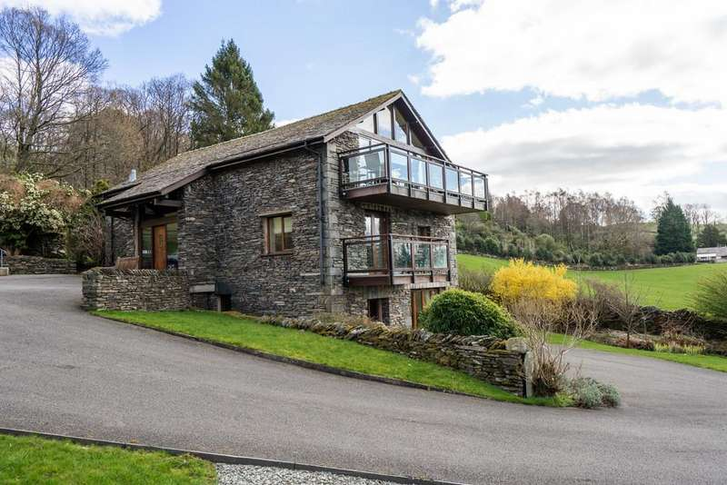 4 Bedrooms Barn Conversion Character Property for sale in Holbeck Lane, Windermere