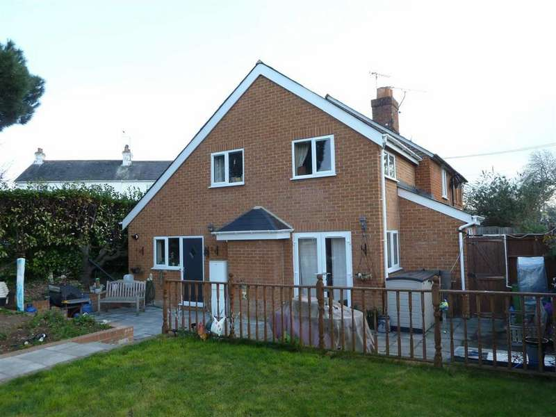 3 Bedrooms Semi Detached House for sale in Horsepond Road, Gallowstree Common, Gallowstree Common Reading