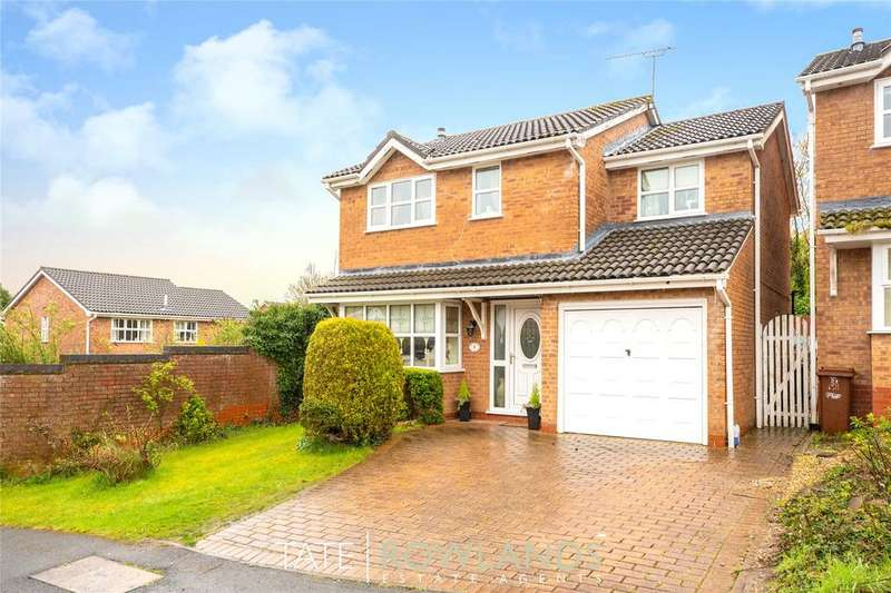 4 Bedrooms Detached House for sale in Royal Drive, Flint, Flintshire, CH6