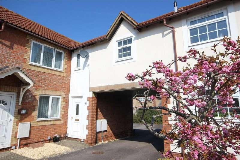 2 Bedrooms Terraced House for sale in The Bluebells, Bradley Stoke, Bristol, BS32