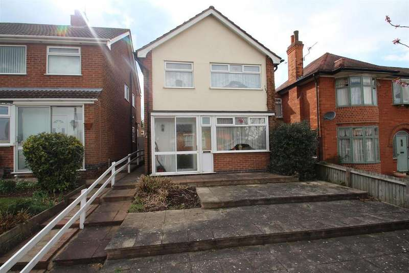 3 Bedrooms Detached House for sale in Rothley Road, Mountsorrel, Loughborough