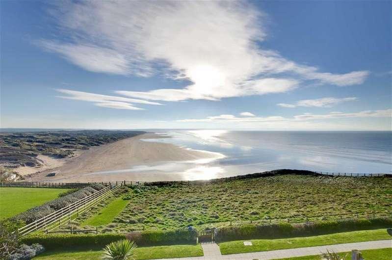 2 Bedrooms Apartment Flat for sale in Ocean Point, Saunton, Braunton, Devon, EX33