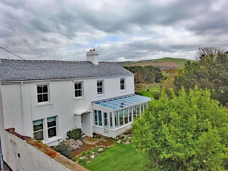 4 Bedrooms Detached House for sale in Main Street, Silecroft Millom, Cumbria
