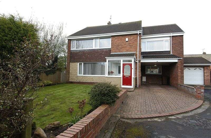 5 Bedrooms Property for sale in Wenlock Drive, North Shields