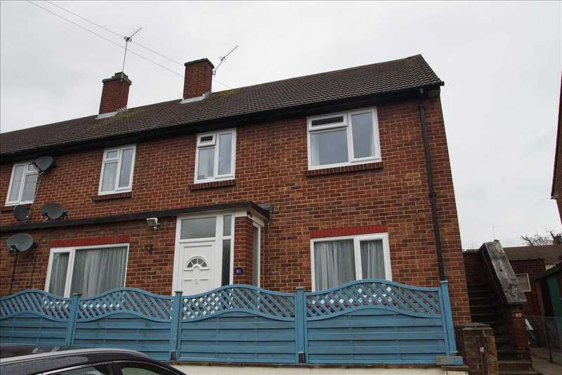 2 Bedrooms Maisonette Flat for sale in Thirlmere Avenue, Burnham