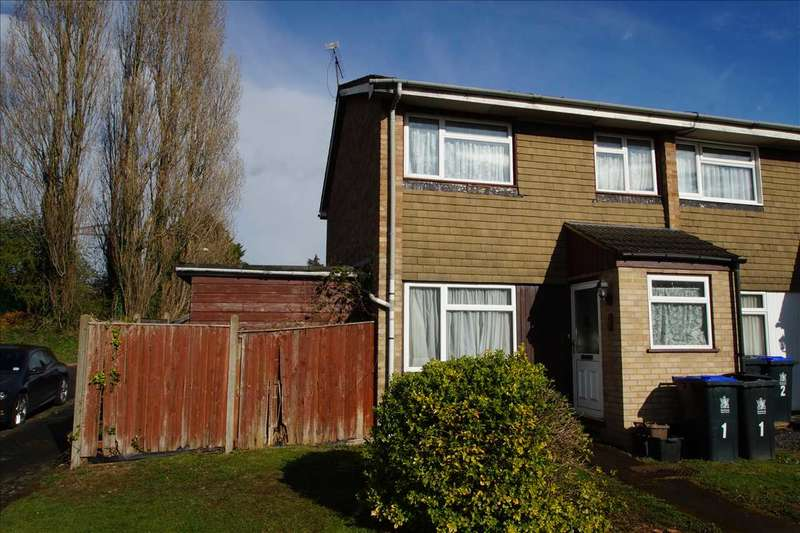 3 Bedrooms Terraced House for sale in Green Close, Taplow, Maidenhead