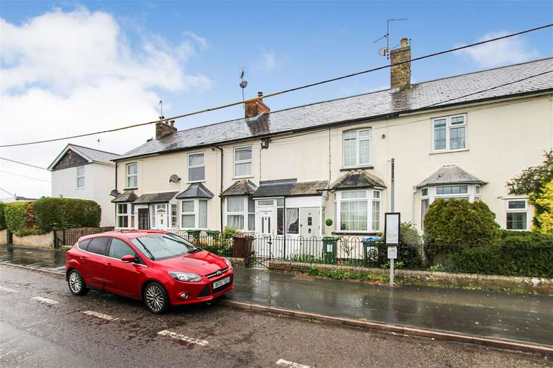2 Bedrooms Terraced House for sale in TWO BEDROOM COTTAGE - VILLAGE LOCATION - NO ONWARD CHAIN