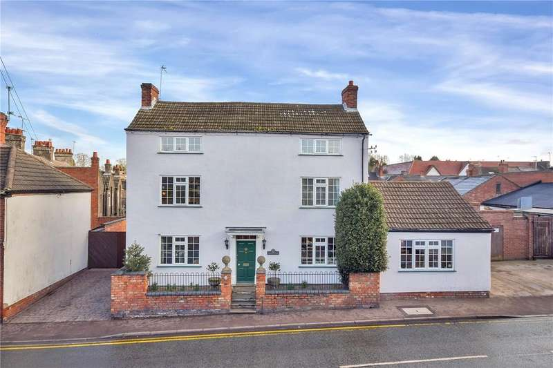 5 Bedrooms Detached House for sale in Britannia Street, Shepshed, Leicestershire