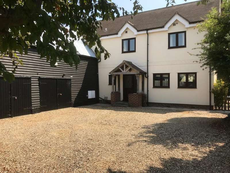 4 Bedrooms Detached House for sale in Dash End, Kedington, Suffolk CB9