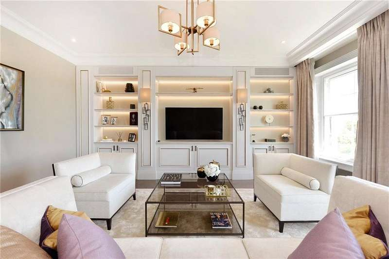 3 Bedrooms Flat for sale in Hyde Park Gardens, London, W2
