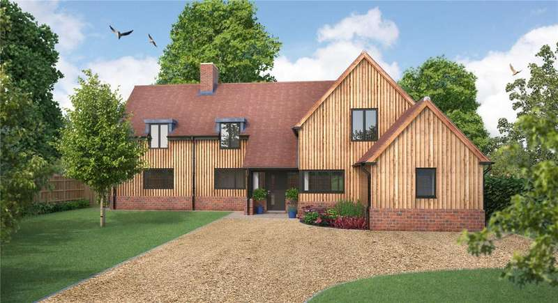 4 Bedrooms House for sale in Chapel Close, Houghton, Stockbridge, Hampshire, SO20