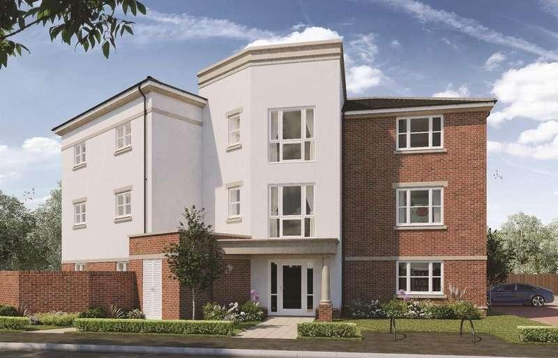 2 Bedrooms Apartment Flat for sale in Old Forest Road, Winnersh, Wokingham, RG41