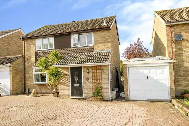3 Bedrooms Detached House for sale in Trevelyan, Bracknell, Berkshire, RG12