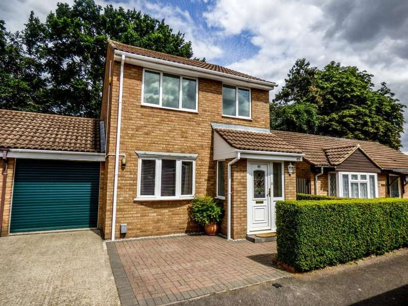 3 Bedrooms Link Detached House for sale in Kempston, Beds, MK42 8NW