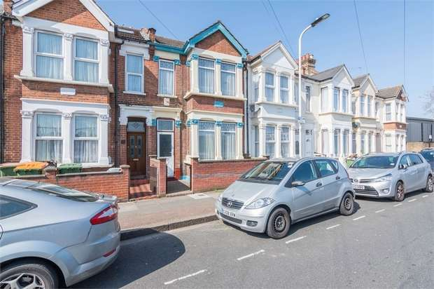 4 Bedrooms Terraced House for sale in Upton Avenue, Forest Gate, London