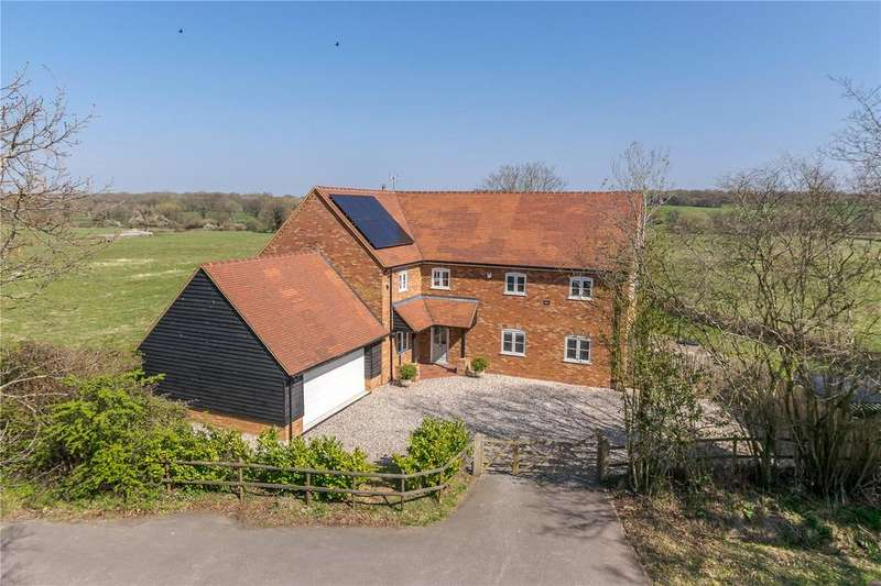 7 Bedrooms Detached House for sale in Reading Road, Mattingley, Hampshire
