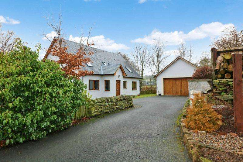 5 Bedrooms Detached House for sale in Meadow House, Blyth Farm Road, Blyth Bridge, West Linton