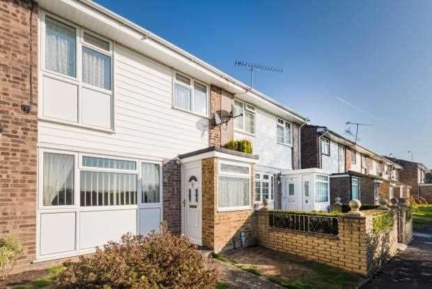 3 Bedrooms Terraced House for sale in Roebuck Green, Cippenham, Slough