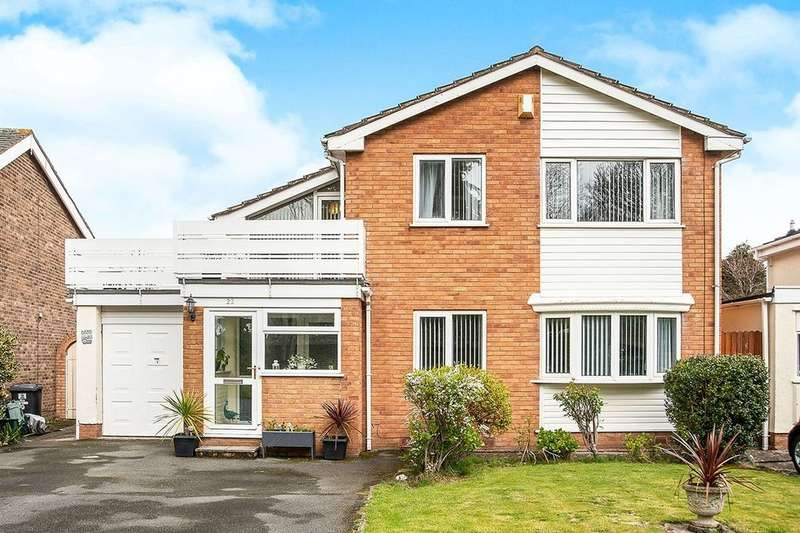 3 Bedrooms Detached House for sale in Eldon Drive, Abergele, LL22