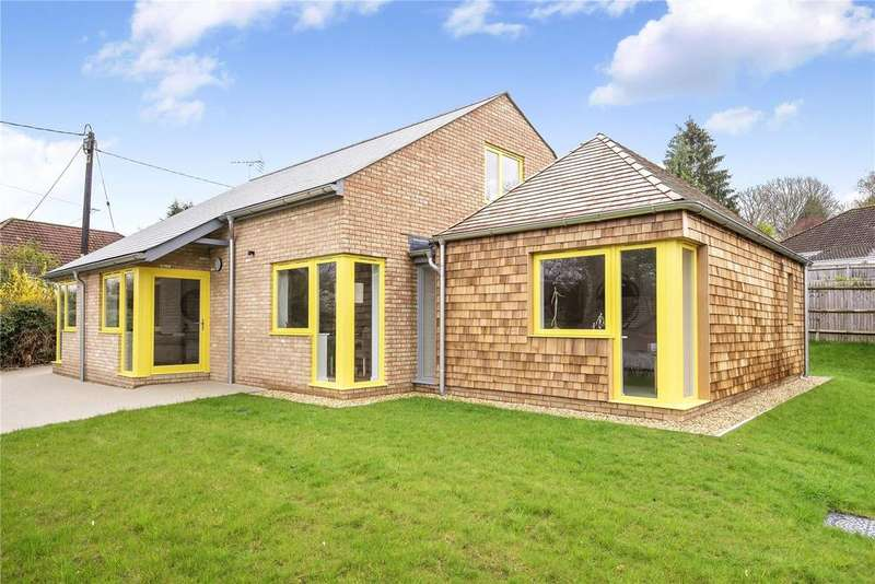3 Bedrooms Detached House for sale in Springvale Road, Winchester, Hampshire, SO23