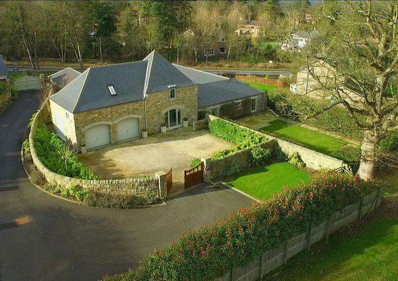 5 Bedrooms Detached House for sale in Tower House, High Callerton Farm, Ponteland, Newcastle upon Tyne