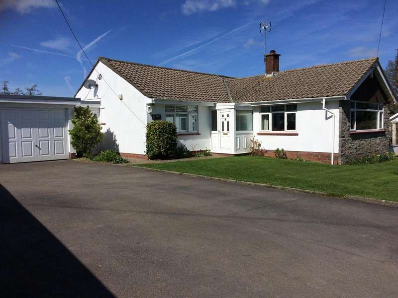 3 Bedrooms Detached Bungalow for sale in Fairlawns, Andruss Drive, Dundry, Bristol, BS41 8LJ