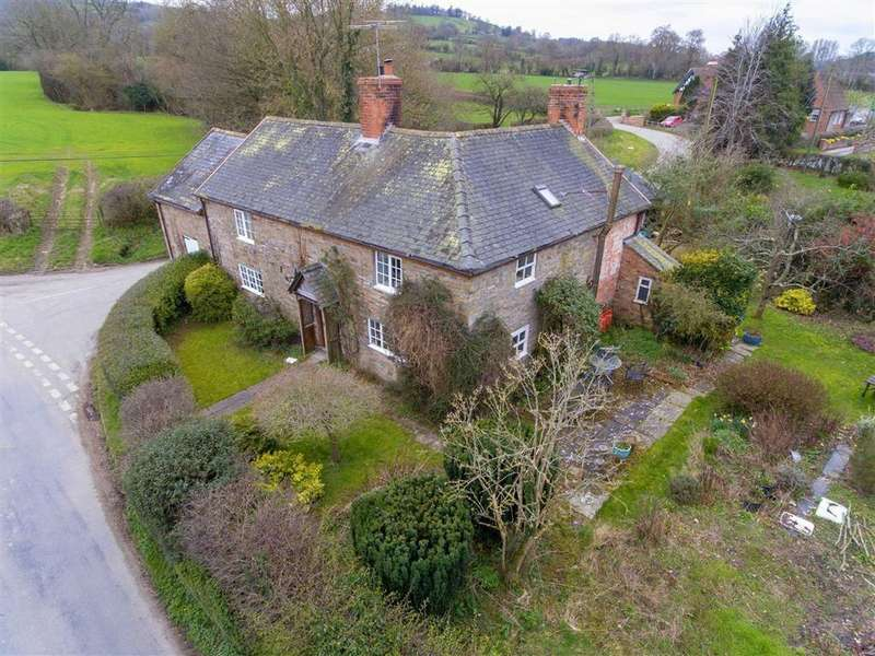 4 Bedrooms Country House Character Property for sale in Montgomery, Powys, SY15