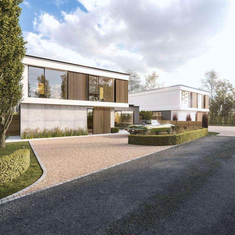 4 Bedrooms Detached House for sale in Sandiway Park, Northwich