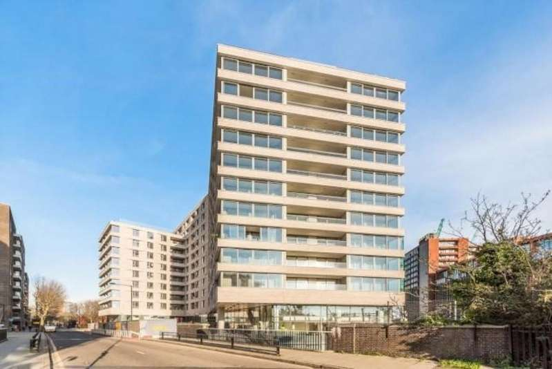 2 Bedrooms Apartment Flat for sale in Kings Cross, London N1C