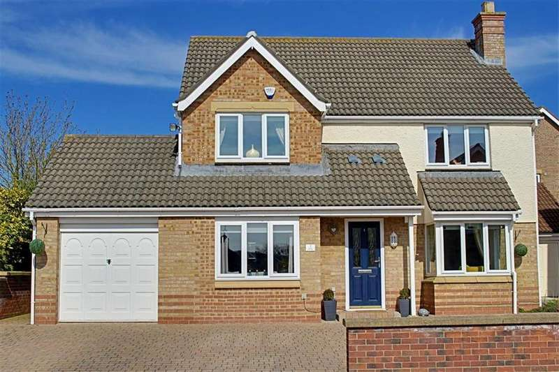 4 Bedrooms Detached House for sale in Fearnhead, Marton