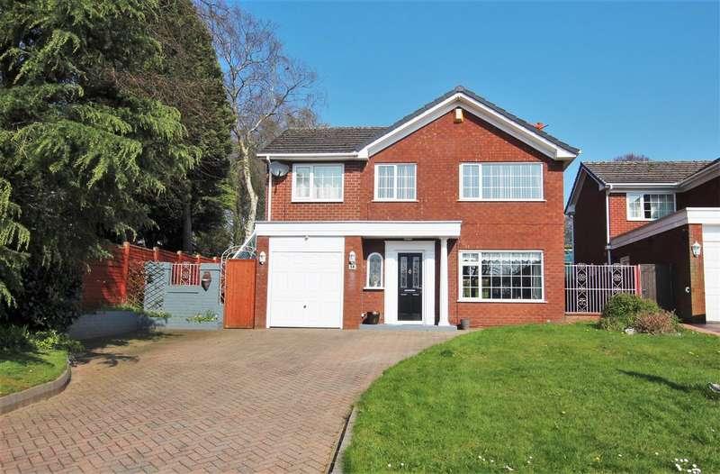 5 Bedrooms Detached House for sale in Ennerdale Drive, Walton-le-Dale, Preston