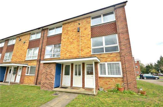 2 Bedrooms Maisonette Flat for sale in Inglewood Court, Liebenrood Road, Reading