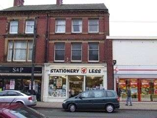 Property for sale in 93 Lord Street, Fleetwood, FY7 6JZ