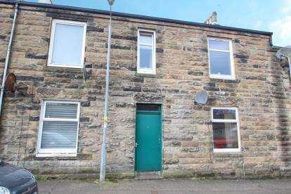3 Bedrooms Maisonette Flat for sale in Grahamfield Place, Beith, North Ayrshire