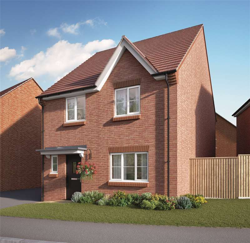 4 Bedrooms Detached House for sale in Shinfield Meadows, Shinfield, Berkshire, RG2