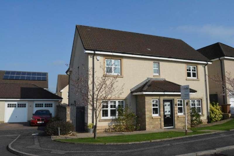 4 Bedrooms Detached House for sale in Endrick Court, Larbert , Falkirk, FK5 4WN