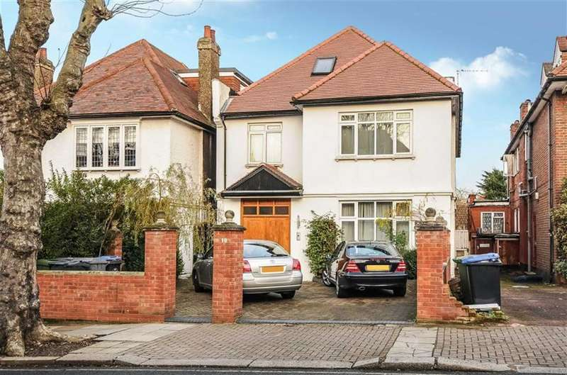 6 Bedrooms Detached House for sale in Staverton Road, Brondesbury Park, London, NW2