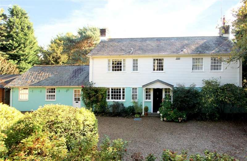 5 Bedrooms Detached House for sale in Cotchford Lane, Hartfield, East Sussex