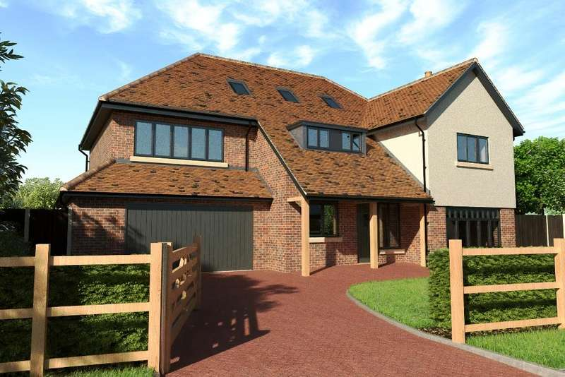 4 Bedrooms Detached House for sale in Challan House, Welwyn Road SG14