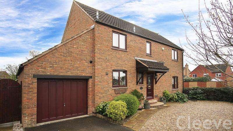 4 Bedrooms Detached House for sale in Furlong Lane, Cheltenham