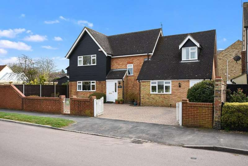 4 Bedrooms Detached House for sale in High Street, ASHWELL, SG7
