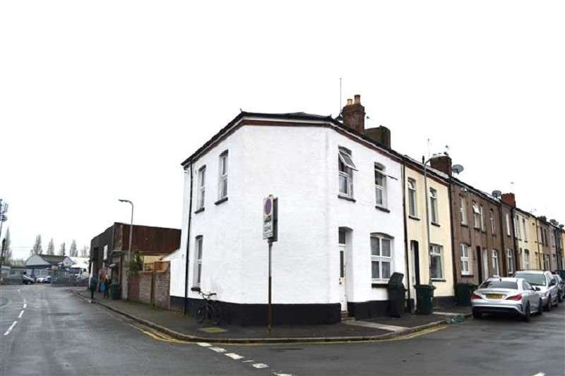 3 Bedrooms End Of Terrace House for sale in Castle Street, Newport, Gwent. NP20 2DF