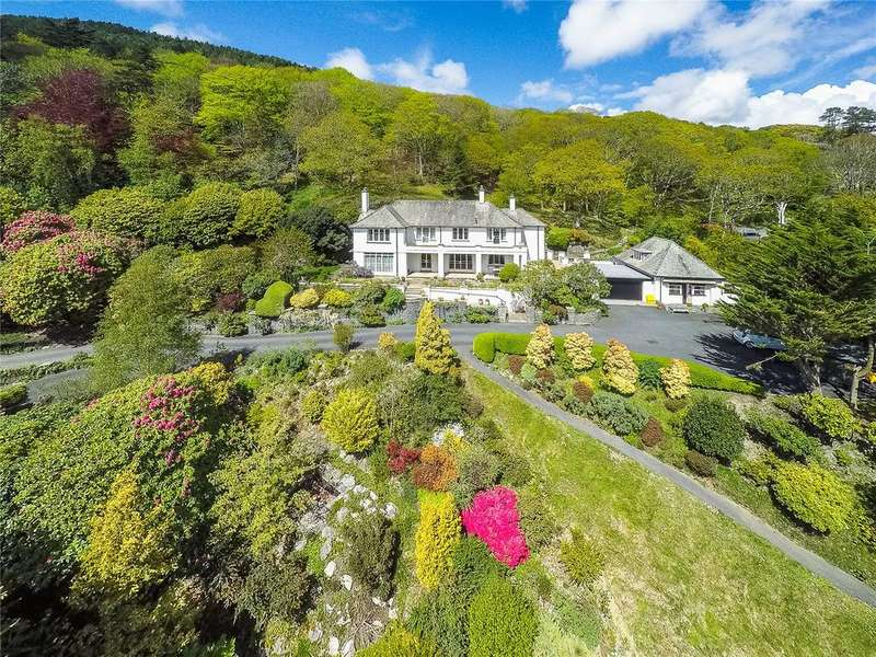 5 Bedrooms Detached House for sale in Philip Avenue, Aberdovey, Gwynedd
