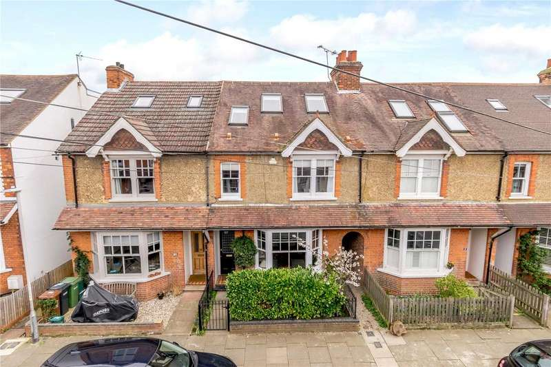 4 Bedrooms Terraced House for sale in Glenferrie Road, St. Albans, Hertfordshire