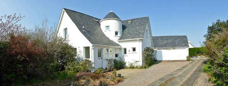4 Bedrooms Detached House for sale in Spindrift, Arivegaig, Acharacle