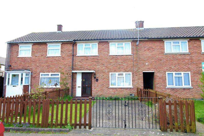 3 Bedrooms Terraced House for sale in Three Bedroom on Cedar Close, Luton