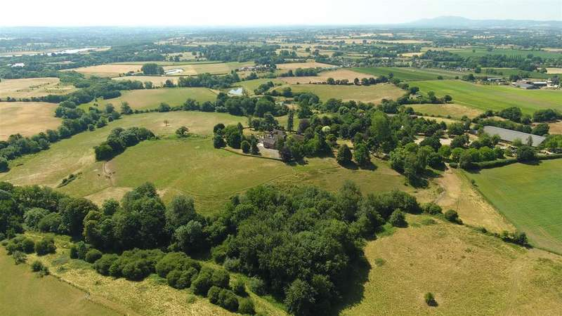 7 Bedrooms Equestrian Facility Character Property for sale in Sinton Green, Hallow, Worcestershire