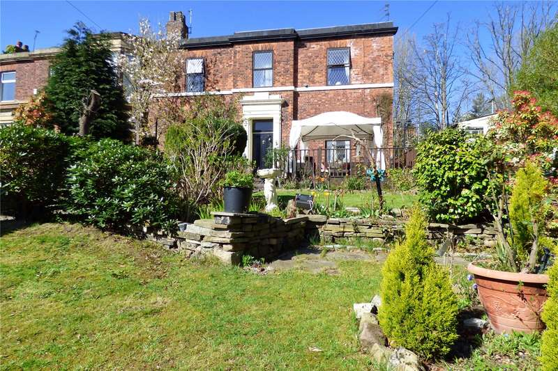 4 Bedrooms Semi Detached House for sale in Berry Brow, Clayton Bridge, Manchester, M40